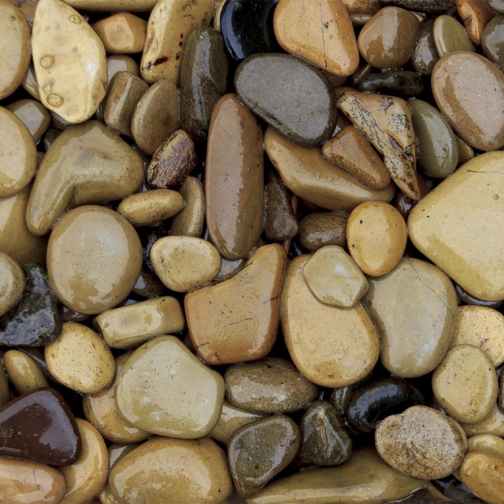 Галтованный камень 5-40 мм